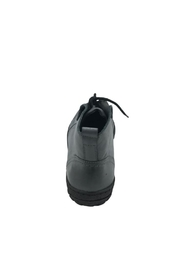 V-Italia High-Top Leather Shoe - Front full body