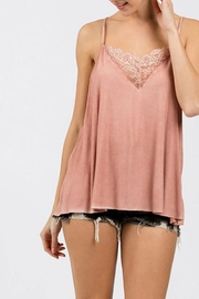 POL V-Neck Camisole Tank - Product Mini Image