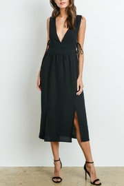 Le Lis V-Neck Dress - Product Mini Image