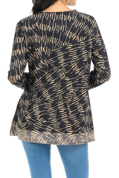 Shoptiques Product: V-Neck Knit Cardigan