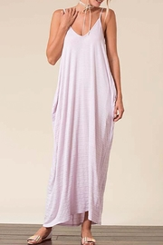 Love in  V-Neck Maxi Dress - Product Mini Image