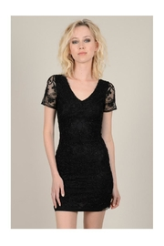 Molly Bracken V-Neck Sequin Dress - Product Mini Image
