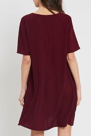 Wishlist V-Neck Shift Dress - Other