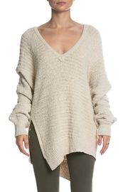 Elan V Neck Sweater - Product Mini Image