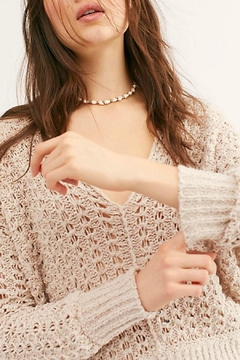 Free People V-Neck Sweater - Product List Image