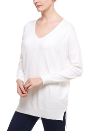 Dreamers V-Neck Sweater - Side cropped