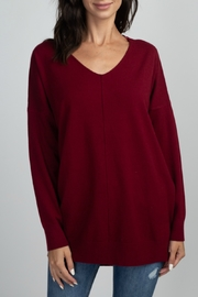 Dreamers V-neck Sweater - Product Mini Image