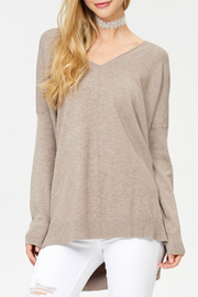 Dreamers V Neck sweater top - Product Mini Image