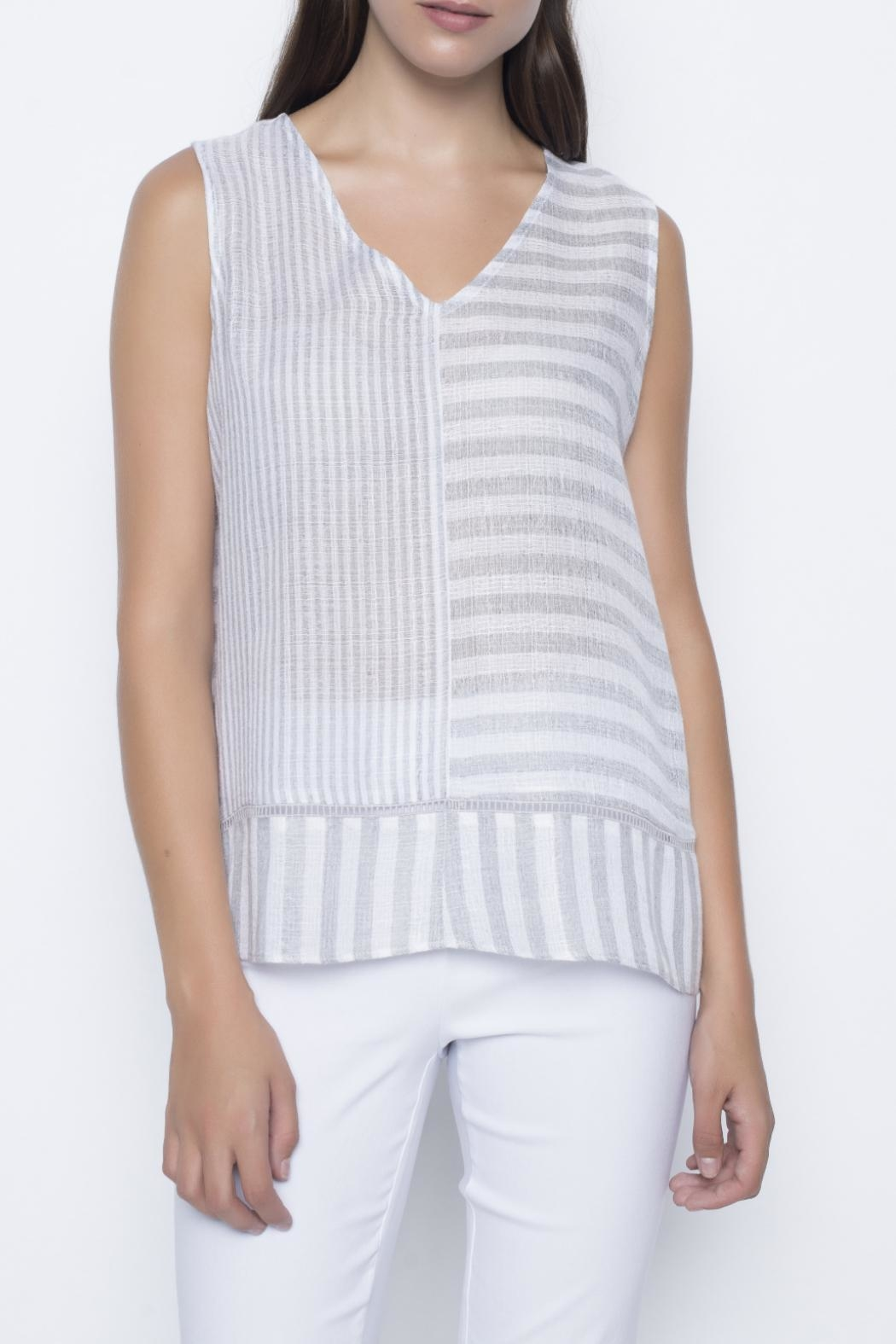 Picadilly V-Neck Tank - Main Image