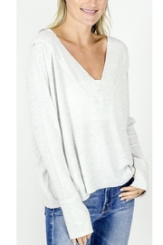 Six Fifty V-Neck Thermal - Product Mini Image