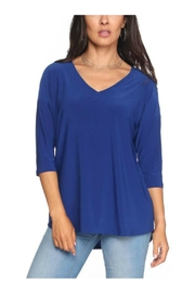 Last Tango V-Neck Tunic - Product Mini Image