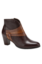 Spring Footwear V-Shaped Bootie - Product Mini Image
