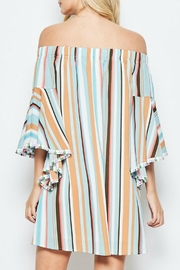 Andree by Unit Vacation Off-The-Shoulder Dress - Side cropped