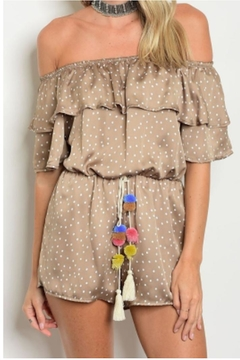 JWDesigns Vacation Romper - Product List Image