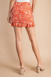 Glam Vacation Vibes skirt - Front full body