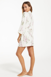 Z Supply  Vacay Floral Robe - Side cropped