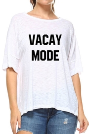 Rock N' Karma Vacay Mode Tee - Product Mini Image