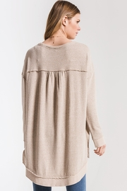 z supply Vacay Pullover - Back cropped