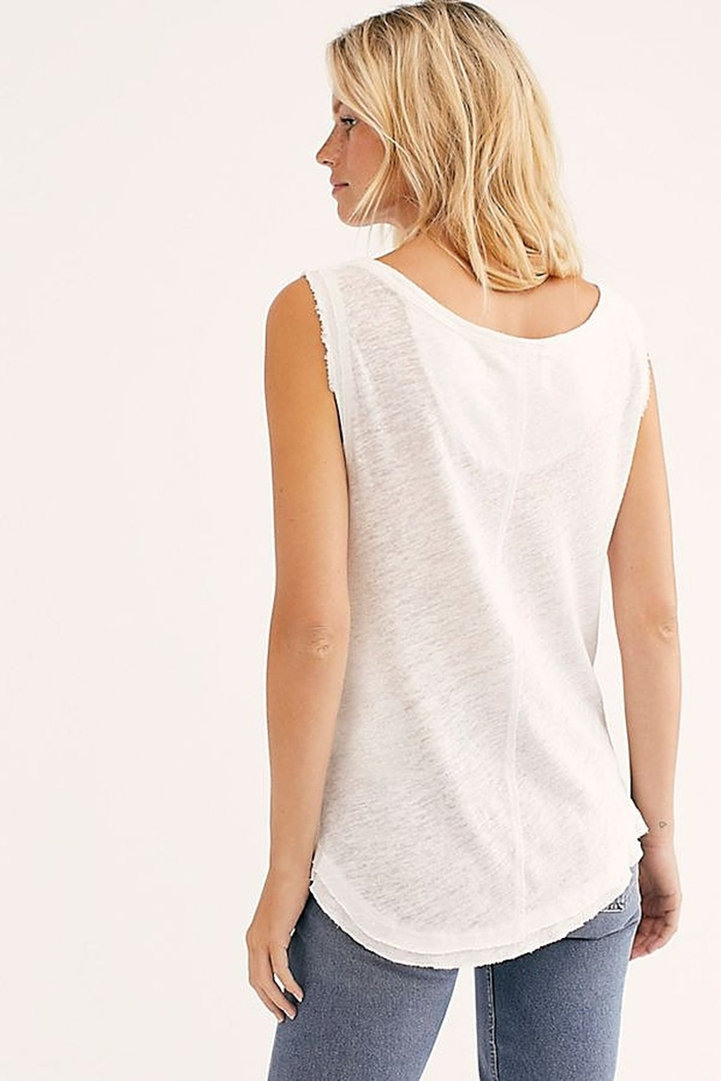 Free People Vacay Tank - Front Full Image
