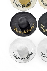 Charlie Paige Vacay Vibes Hat - Product Mini Image