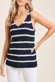 Staccato Vacay Vibes Top - Product Mini Image