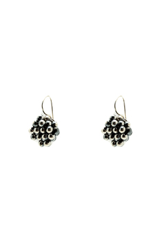 Shoptiques Product: Berries Ox Square Earrings