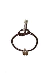 Vachon Designs Sterling Lotus Blossom On Cord - Product Mini Image