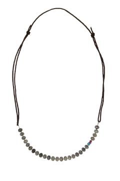 Shoptiques Product: Organic Labradorite Necklace