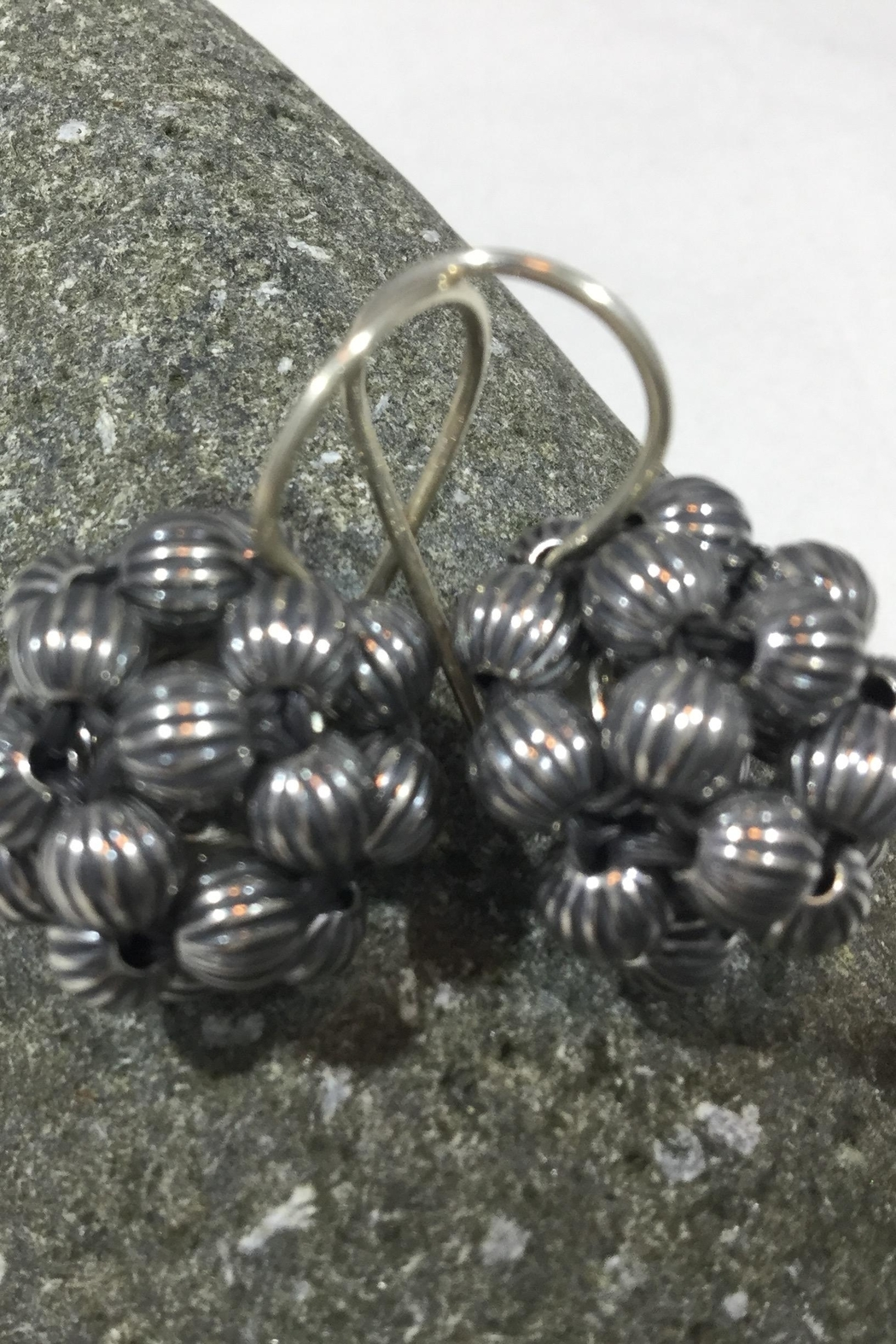 Vachon Designs Earring Ox Corrugated Berries - Main Image