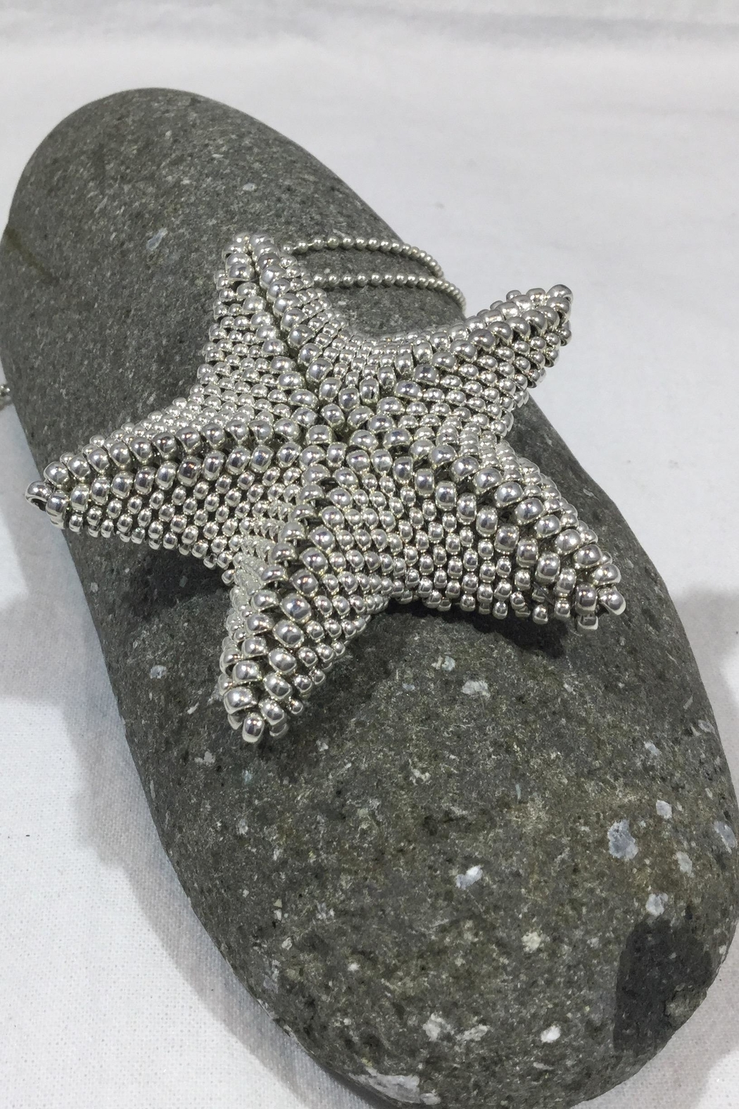 Vachon Designs Starfish Necklace - Front Full Image