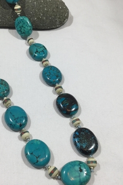 Vachon Designs Turquoise n Monk Beads - Product List Image