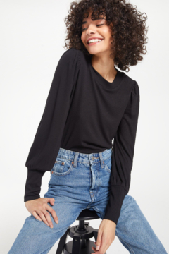 Shoptiques Product: Vada Marled Top