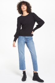 z supply Vada Marled Top - Product Mini Image