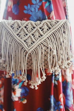 Klutch Vagabond Macramé Crossbody - Product List Image