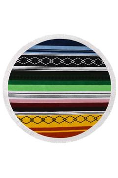 Vagabond Round Beach Towel - Product List Image