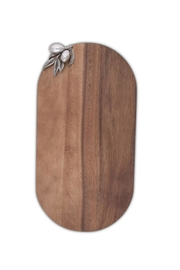 Vagabond House Olive Cheese Board - Front full body