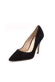 Pelle Moda Vail Black Suede - Product Mini Image