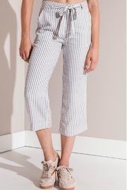 rag poets Vail Striped Trouser - Product Mini Image