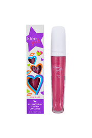 Klee Kids Vail Tempo - All Natural Tinted Lip Gloss - Product Mini Image