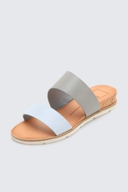 Dolce Vita Vala Grey Sandal - Product Mini Image