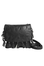 Latico Leathers Vale Fringed Crossbody - Product Mini Image