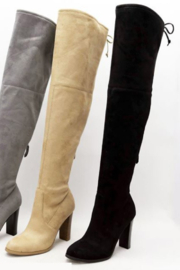 Wild Diva Valencia Over-The-Knee Boots - Product Mini Image