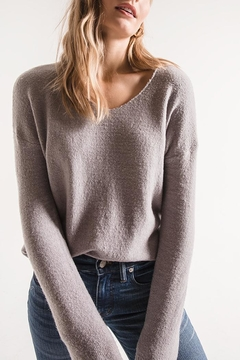 Shoptiques Product: Valencia V-Neck Sweater