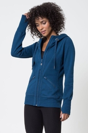 MPG Sport Valencia Zip-Up Hoodie - Front cropped