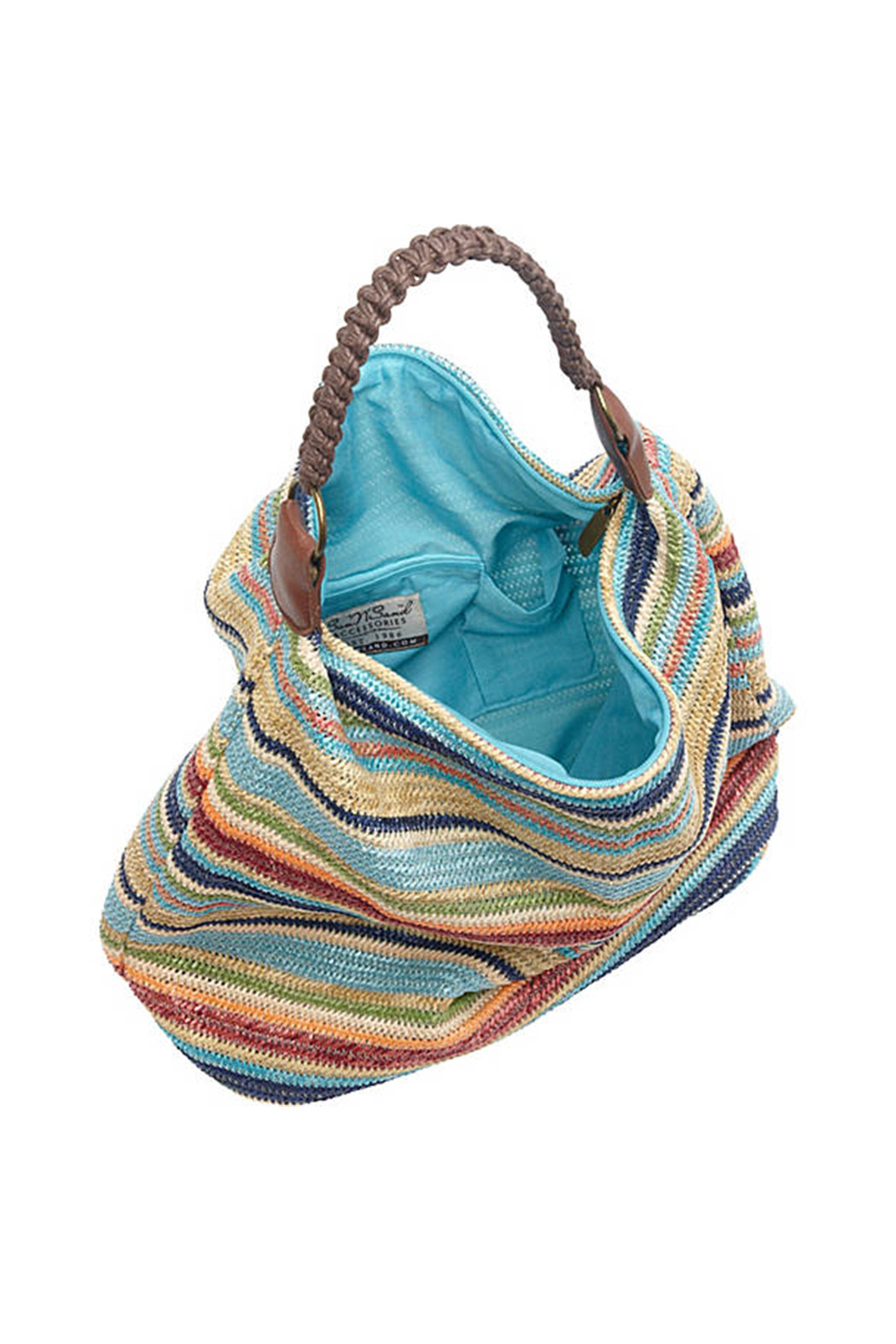 sun and sand Valenti Hobo - Front Full Image