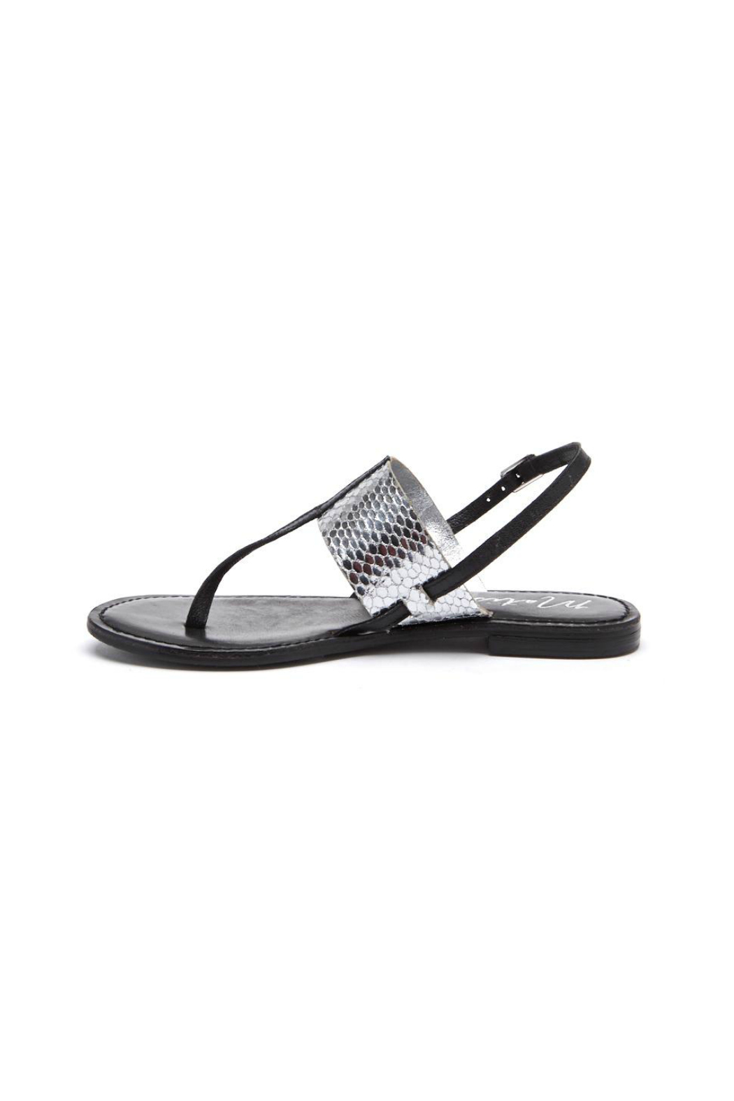 Coconuts by Matisse Valenti Thong Sandal - Front Full Image