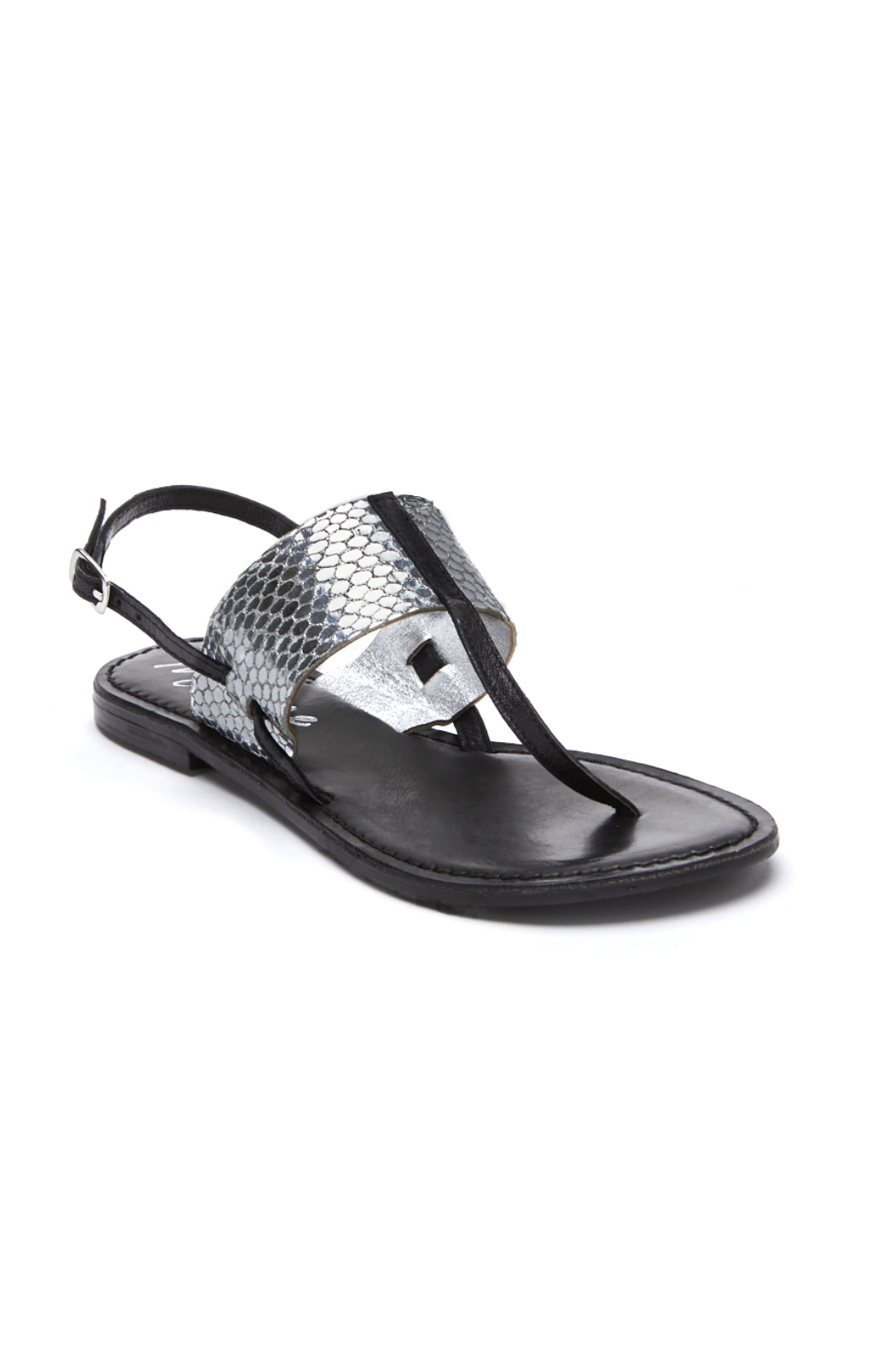Coconuts by Matisse Valenti Thong Sandal - Back Cropped Image