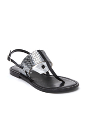 Coconuts by Matisse Valenti Thong Sandal - Back cropped