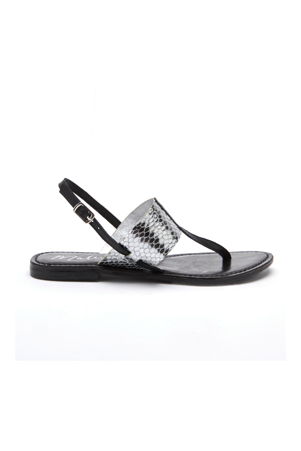 Coconuts by Matisse Valenti Thong Sandal - Side Cropped Image