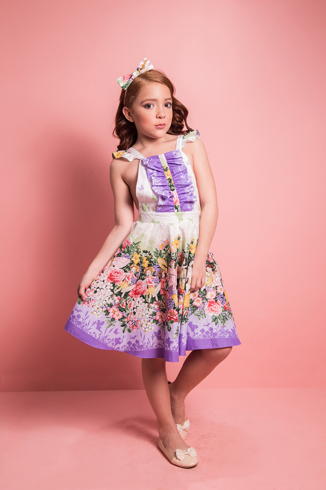 Mandy by Gema Valentina Dress Fairy Dreams - Front Full Image
